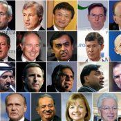 Top 10 inspirational business personalities