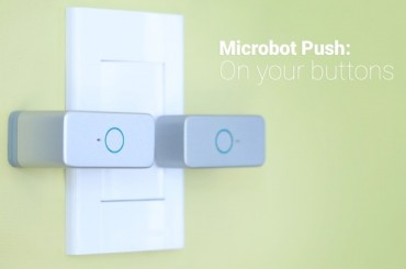 Microbot Push for dumb devices