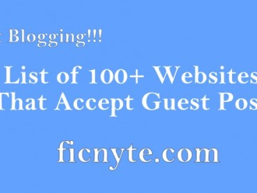 The Ultimate List of Guest Blogging Sites For Content Marketing