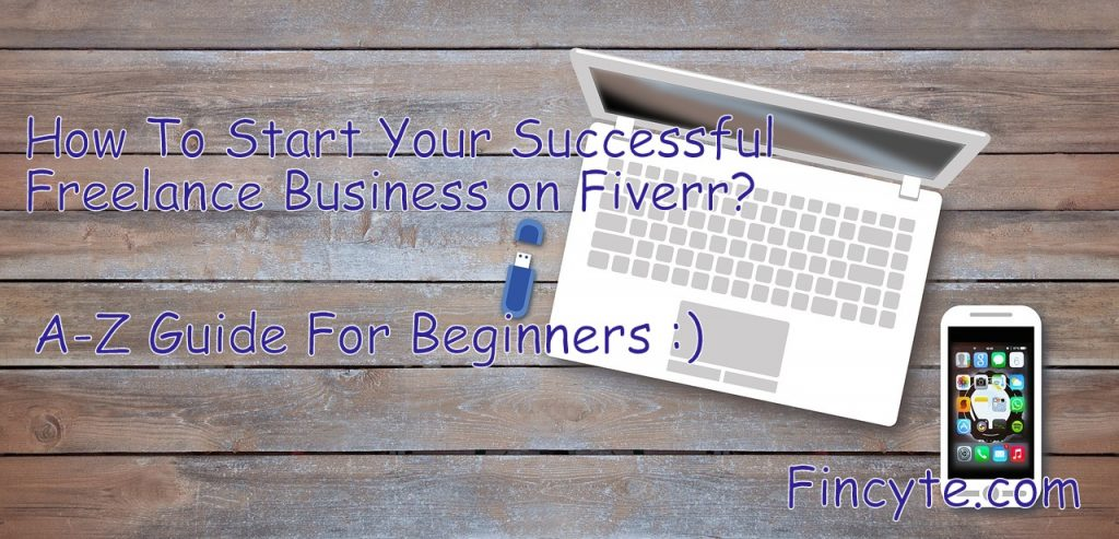 Online Fiverr Business