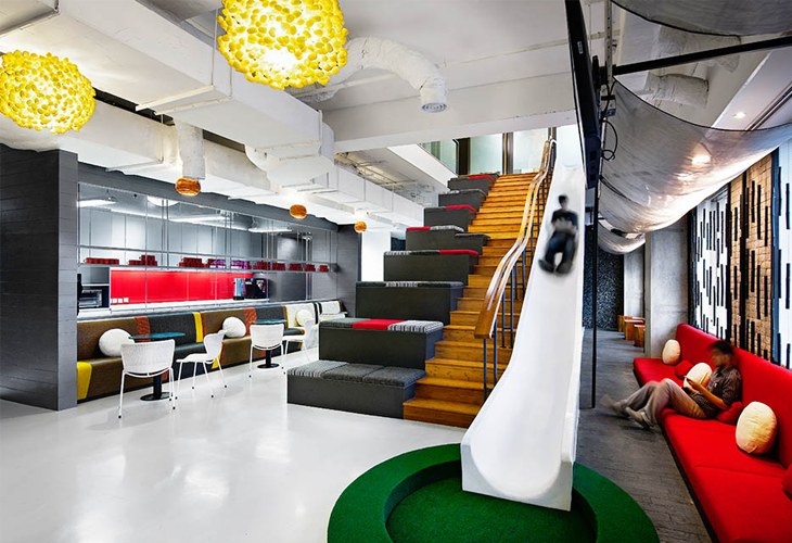 Offices in the Future Design Trends