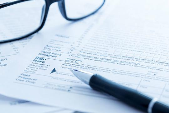 How to Avoid IRS Tax Notice