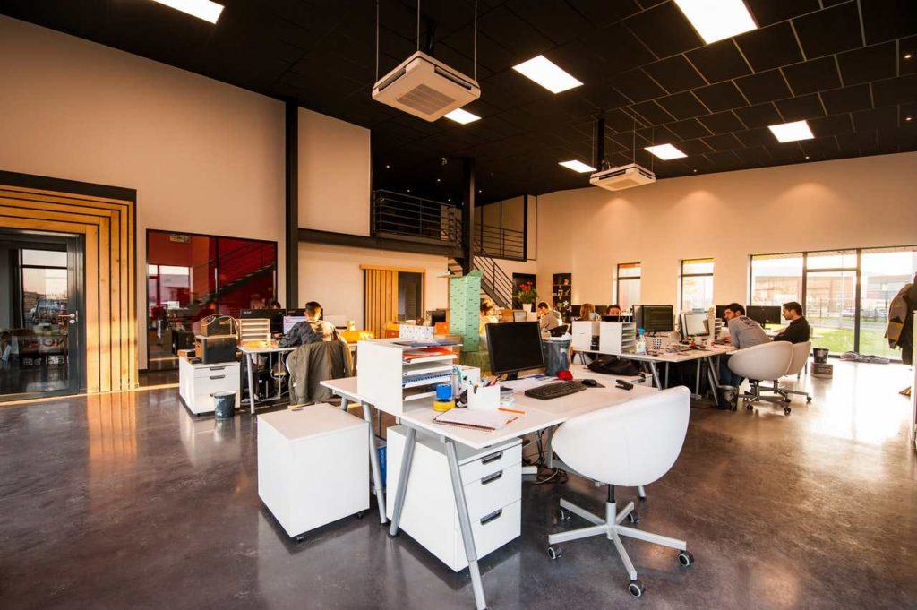 Awesome Additions to Complete High-End Modern Office Design