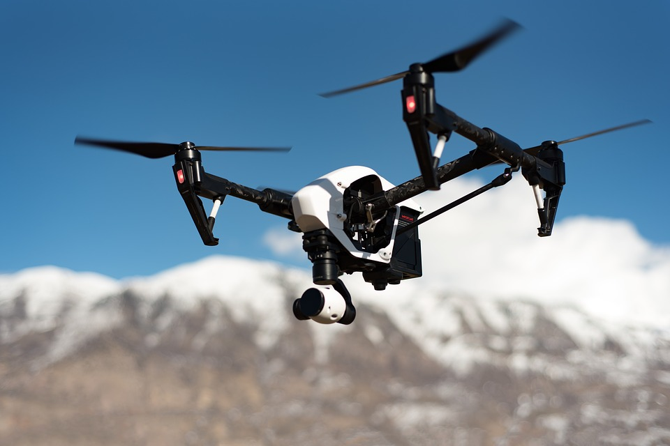small business ideas drones