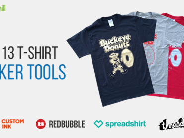 Top 13 T-Shirt Maker Tools 2019
