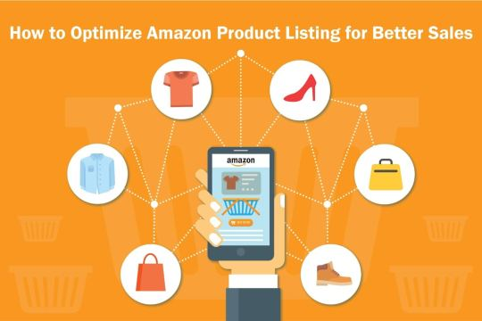 How to Optimize Amazon Product Listing for Better Sales