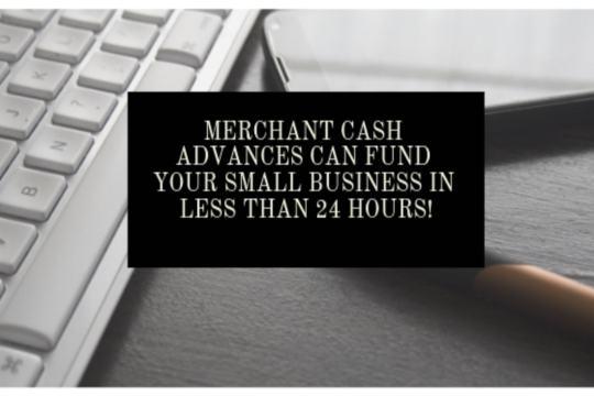 3 SMall Business benefits of merchant cash advances