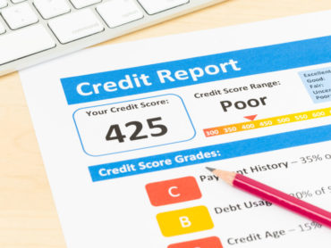 Getting Out from the Cloud of Bad Credit