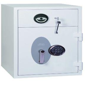 White safe