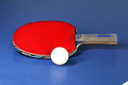 table tennis, one of the amenities to consider when upgrading your startup office