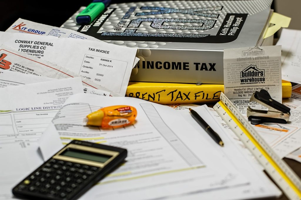 handling tax on investment income
