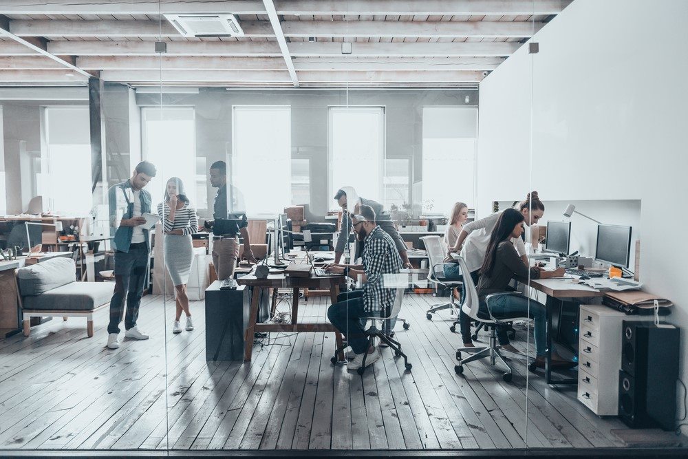 5 Things Your Office Needs to Boost Productivity1