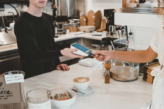 Embrace POS technology