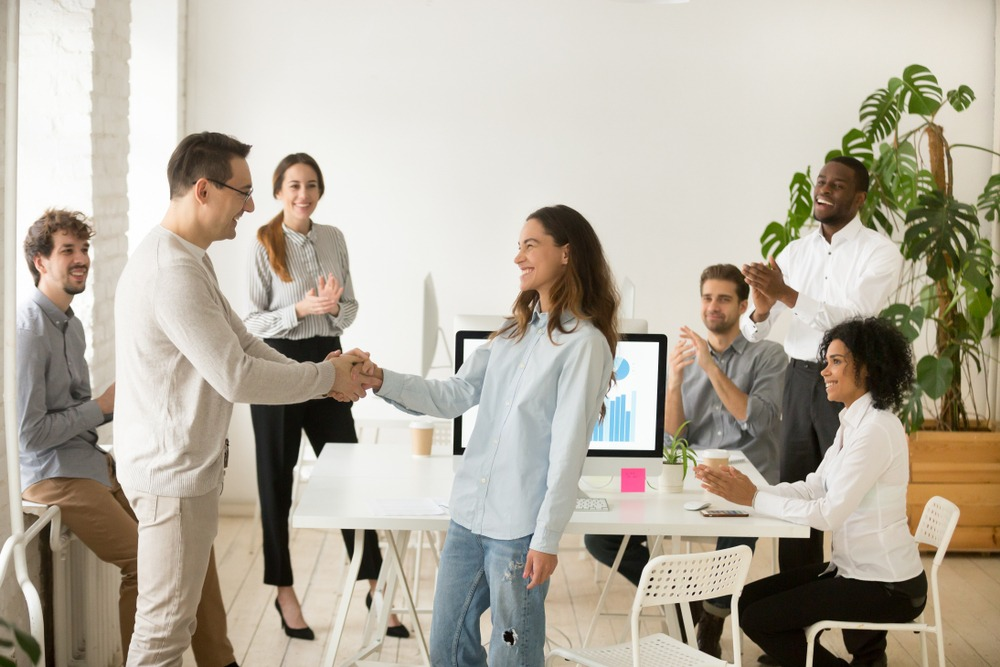 Coworker Recognition How Construction Businesses Can Improve Staff Satisfaction