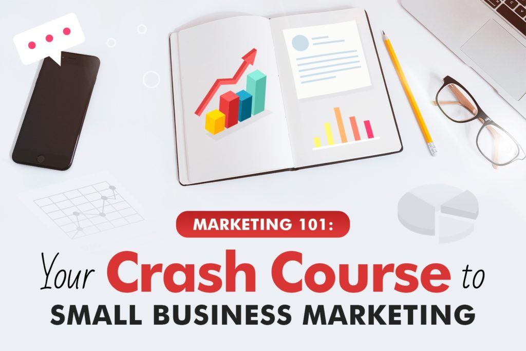 Marketing 101 - Your Crash Course To Small Business Marketing Fincyte