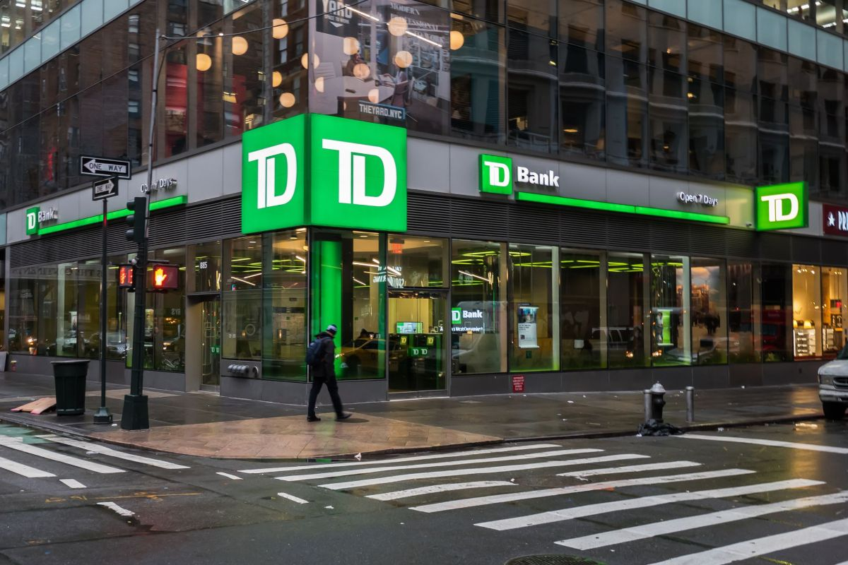 TD Bank Routing Number 1
