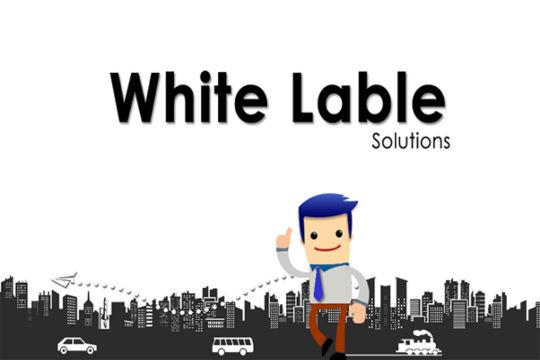 White Lable