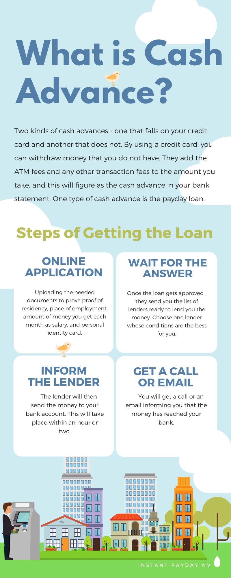 Will a Cash Advance Loan Affect Credit Report 1