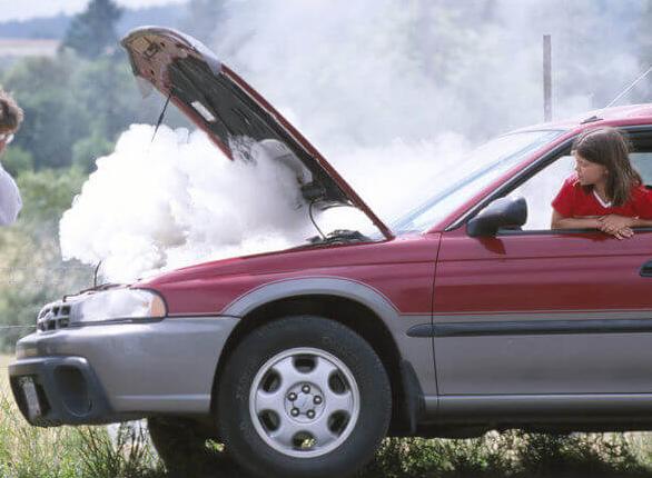 Avoid Overheating Cars