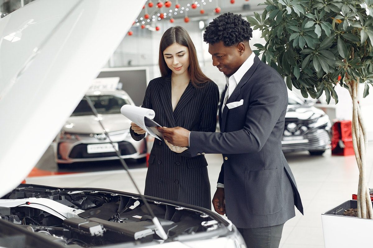 Buying A Business Vehicle